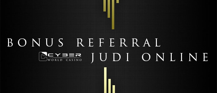 bonus referral judi online